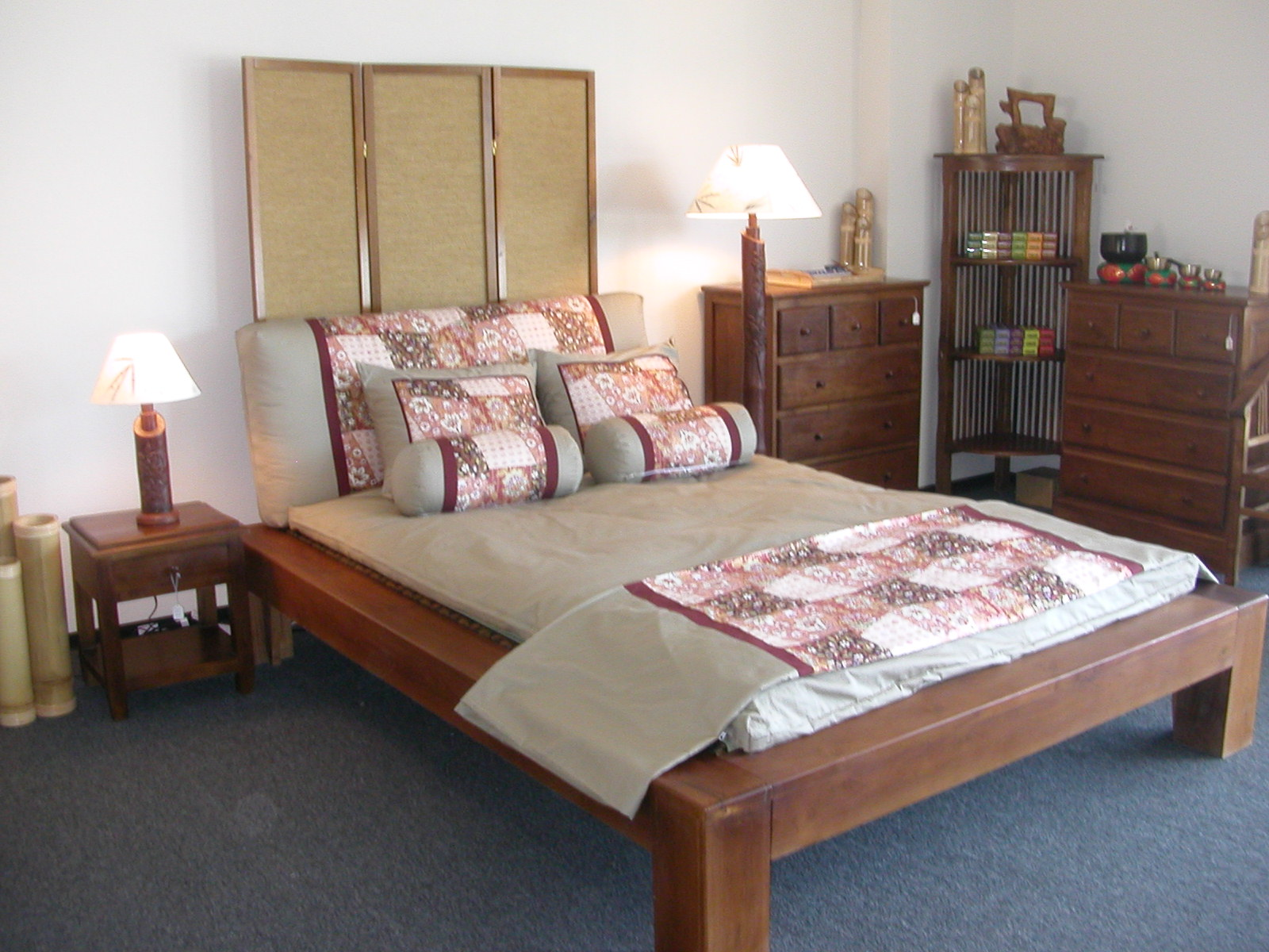 Balinese Bed Frame