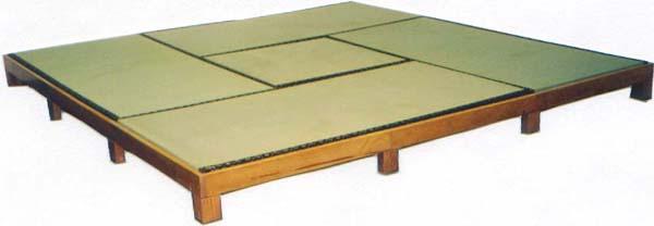 Tatami Base Frame